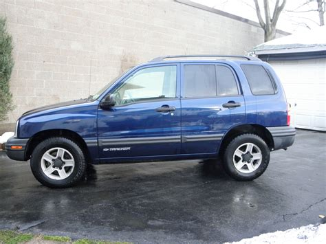 2003 chevrolet tracker 2003 chevrolet tracker exterior pictures cargurus