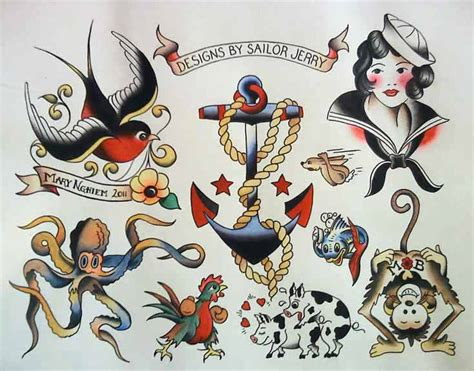 1000 images about tattooing on pinterest sailor jerry