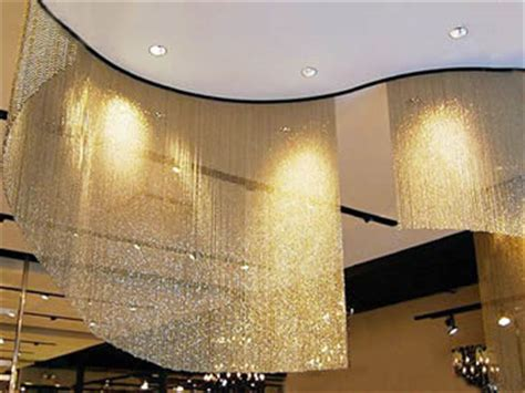 Decorate Ceiling With Fabric by Ceiling Decoration Metal Fabric Decorate Ceilings