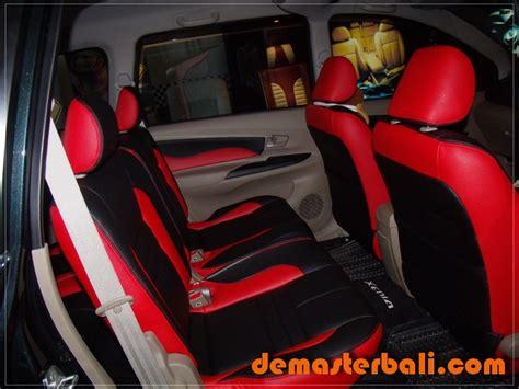 Cover Jok Mobil Xenia Demaster Bali Cover Jok Paten Mobil Jok Kulit Mobil