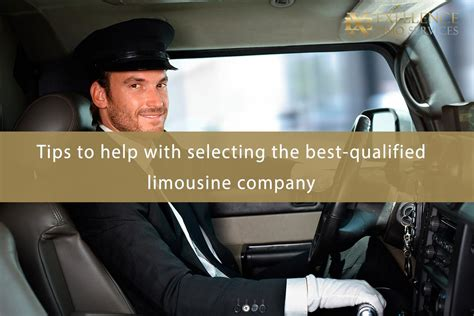 the limousine company best qualified limousine company