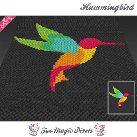 pattern magic 3 pdf free download hummingbird crochet blanket pattern twomagicpixels