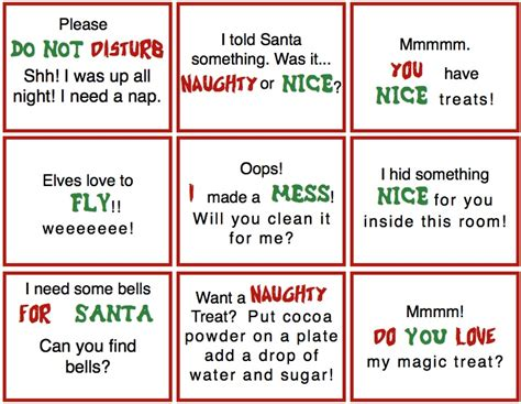 printable elf signs elf on the shelf ideas download free message signs for