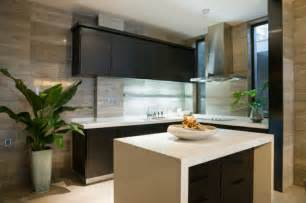 Modern Designs For Small Kitchens - cocinas modernas con isla 100 ideas impresionantes