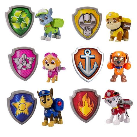 122 Best Paw Patrol Pups Images On Pinterest Paw Patrol Party Paw Patrol And Birthdays Paw Patrol Badge Template Printable