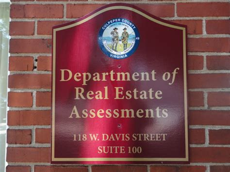 Culpeper County Property Records Culpeper County Website Gt Government Gt County Departments Gt Departments A C Gt Assessor