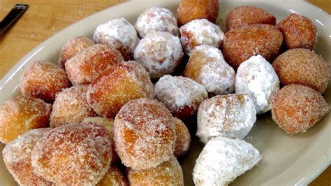 In The Kitchen Recipes by Zeppole Italian Doughnuts Recipe By Vitale