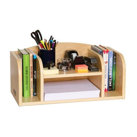 Teacher S Helper Desktop Organizer Calloway House Desk Top Organizer