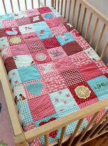Free Patchwork Cot Quilt Patterns - handmade cot quilt patchwork applique and embroidery