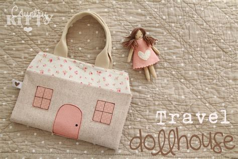 travel doll house countrykitty a very special travel dollhouse