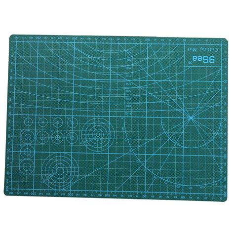 Fabric Cutting Mat by A4 Grid Lines Self Healing Cutting Mat Craft Card Fabric