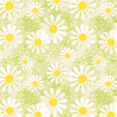 daisy paper flower pattern pretty pattern friday pretty patterns and illustrations