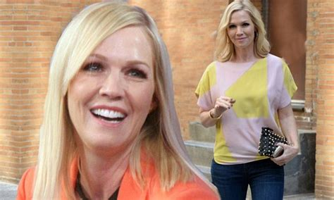 Renee Dating Luke Perry by Jennie Garth Out Dating 90210 Co Luke Perry On