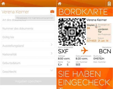 easyjet check in mobile easyjet check in so geht es per app und pc