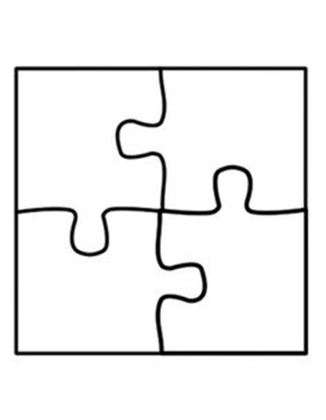 printable big puzzle pieces puzzle piece template autism awareness crafts puzzle