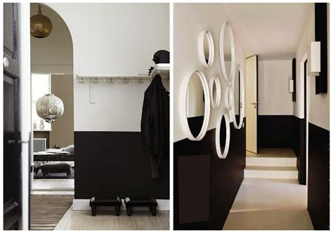 black wall paint paint inspiration black white the decorista