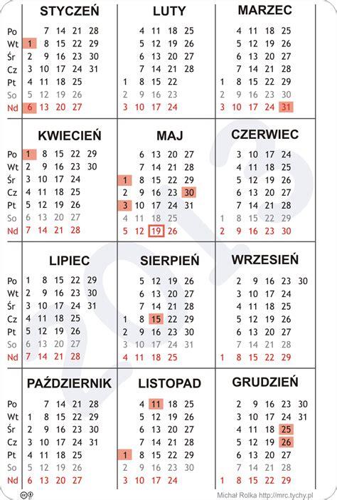 Kalendarz 2016 Do Wydruku | 2012 03 03 kalendarz na rok 2013 w wersji png i pdf
