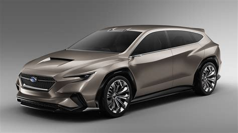 subaru viziv 2018 subaru viziv tourer concept 4k wallpaper hd car