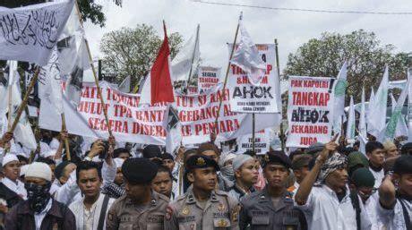 ahok fake news indonesia at melbourne