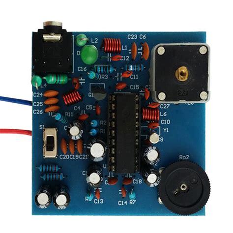 radio transmitter integrated circuit diy kit babp1404 fm transmitter board kit fm stereo transmitter board kit diy electronic suite