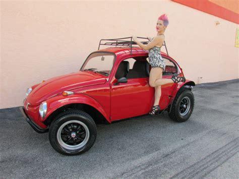 volkswagen buggy 1970 1970 vw beetle baja bug car 1600cc cr shift see 60