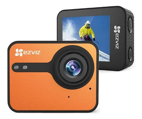 Ezviz S1c hikvision merilis kamera aksi ezviz s5 dan s1c di