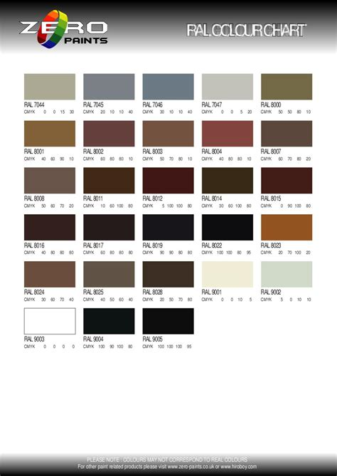 8 best images of ral color chart grey ral paint code chart grey paint color ral number and