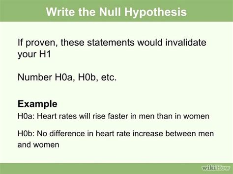 How To Make A Hypothesis For Research Paper - 28 how to write a hypothesis for a research paper