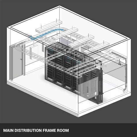 mdf room systems design