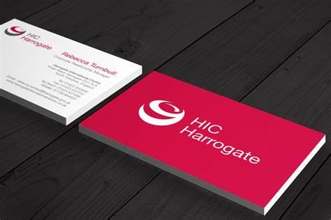 Business Gift Card Printing - leaflets overview page printworks online