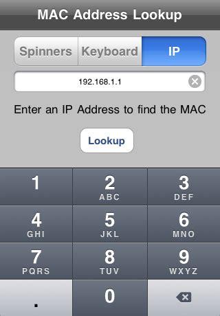 Mac Address Lookup From Ip Maclookup Eppler Software