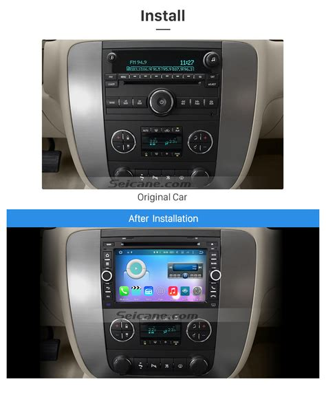 security system 1995 chevrolet tahoe navigation system 8 core android 6 0 car dvd gps navigation radio stereo for chevrolet suburban ebay