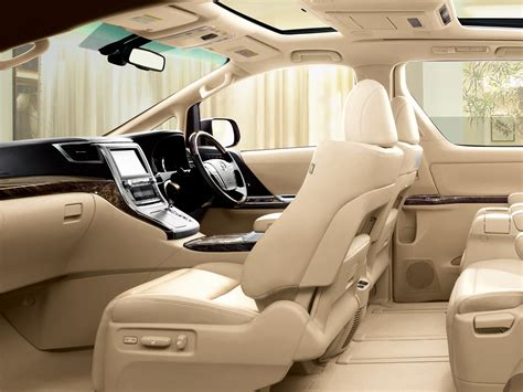 2015 Highlander Interior Alphard 2nd Generation Alphard Toyota Database