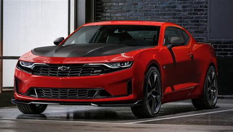2019 Chevrolet Lineup by 2019 Camaro Lineup Unveiled With New Looks And Tech