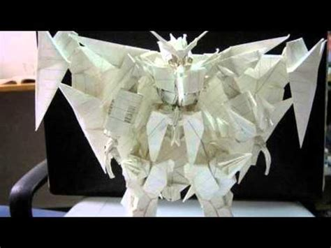 How To Make A Paper Transformer Bumblebee - origami transformer