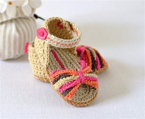 newborn crochet sandals best crochet baby sandals lovecrochet