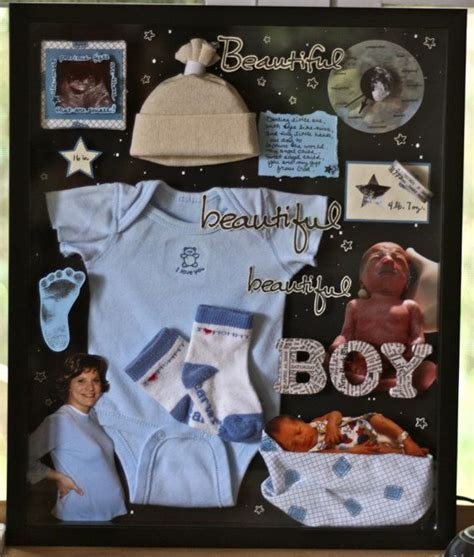 Box Baby Creative Baby 16 best baby shadow box ideas images on baby shadow boxes baby memory boxes and