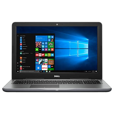 Laptop Dell Amd A10 buy dell inspiron 15 5000 series laptop amd a10 8gb ram 1tb hdd amd radeon r5 15 6 quot