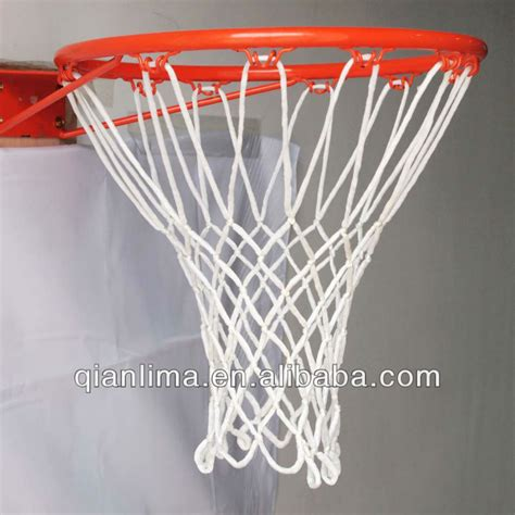 beaded basketball net white mini basketball nets glow in view