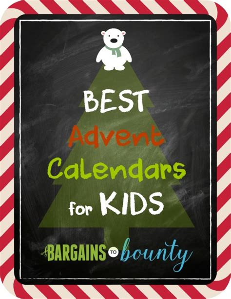 Best Advent Calendars Best Advent Calendars For Bargains To Bounty
