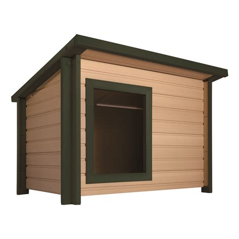 pet dog houses shelter in the summer how the right dog house can keep your dog cool new age pet