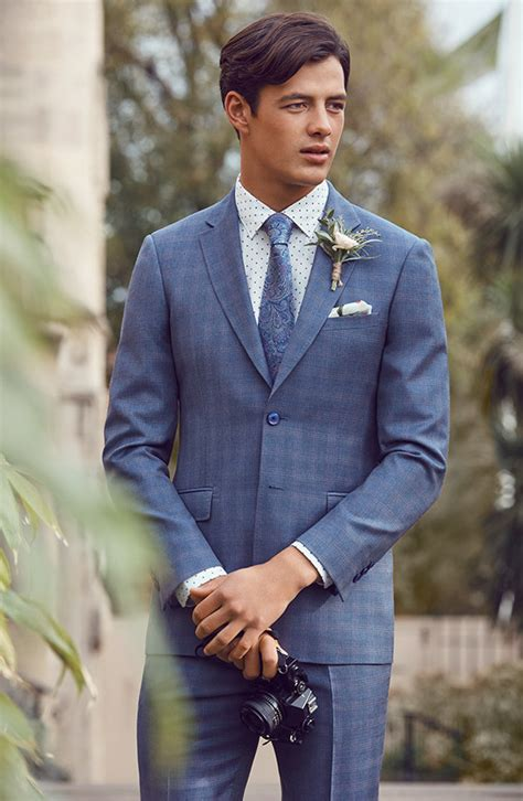who does the top knot suit men wedding outfits for men tie the knot ted baker uk