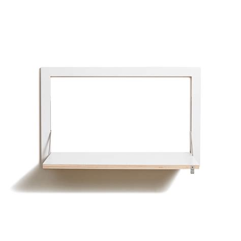 wall to wall desk buy ambivalenz flapps folding wall desk white amara