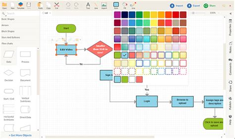 ms visio alternative the 10 best free alternatives to microsoft visio