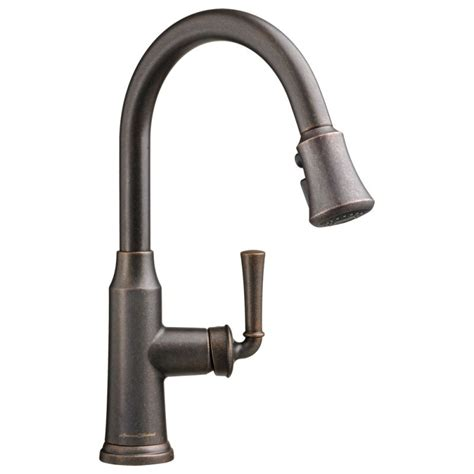 oil rubbed kitchen faucet faucet com 4285 300 224 in oil rubbed bronze by american