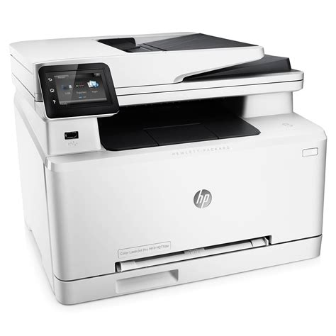 Printer Laser Hp All In One hp laserjet pro m277dw color all in one laser printer