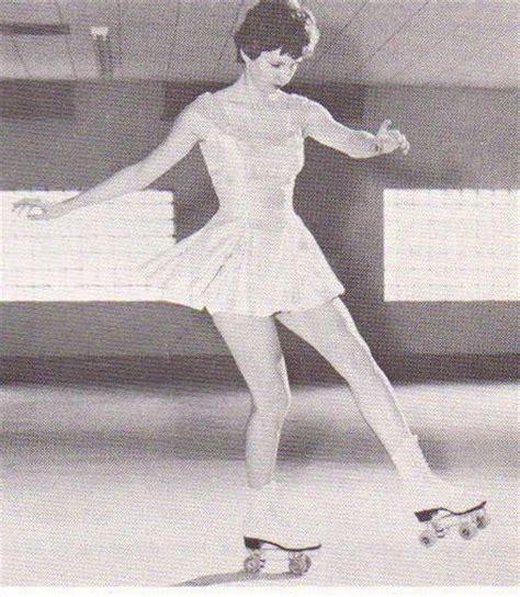 1960s famous women skaters girl skating 1960 skating pics roller girl