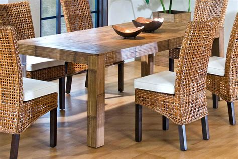 rattan kitchen furniture 2018 dining room wicker breakfast table small wicker dining table rattan dinette chairs enjoying
