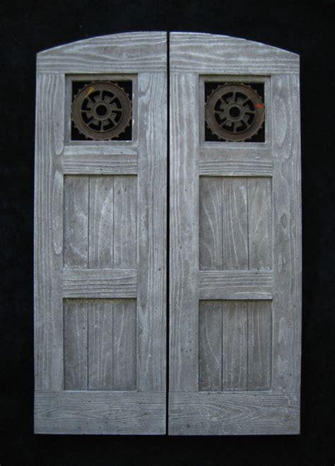custom swinging saloon doors farmhouse interior doors