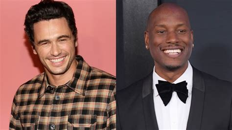 Tyrese Hates Franco by Who Aren T Allowed To Work Together